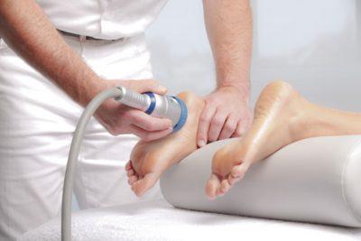 fisioterapia en Valladolid diatermia
